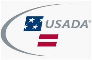 United States Anti-Doping Logo. U.S. Athletes can take CBD Oil