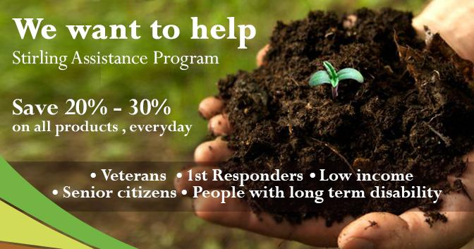 Stirling CBD Veteran Assistance Program