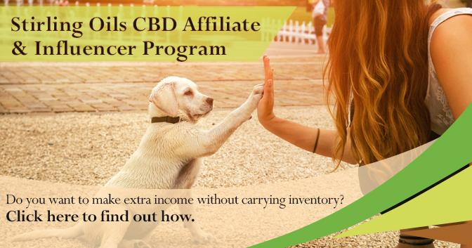CBD Affiliate Program - Stirling Oils